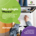 "Taller de Inglés ""Phonics"""