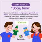 Taller de Inglés Story Time
